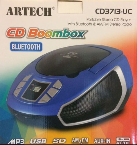 רדיו דיסק ארטק ARTECH CD3713-UC/BT